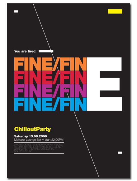 Fine, Chill Out Party 01