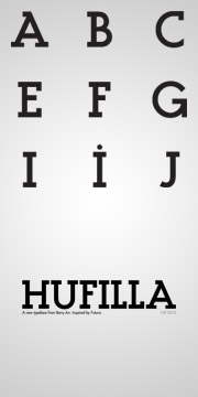 Hufilla The Font